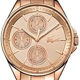 Lacoste Philadelphia Rose Gold-Plated Bracelet Watch