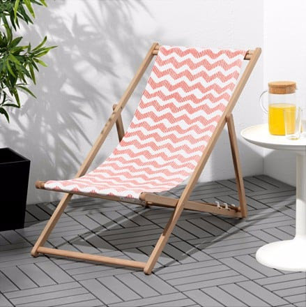 Ikea Recalls Mysingso Beach Chair
