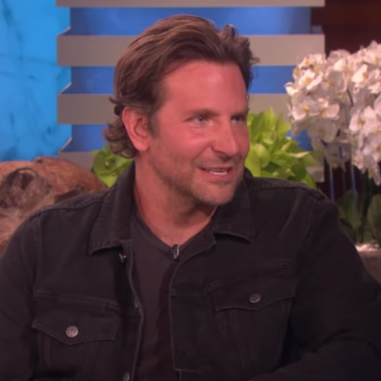 Bradley Cooper's Quotes About Fatherhood on Ellen April 2019