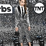 Julia Butters's Dsquared2 Suit at the 2020 SAG Awards