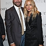 Rachel Zoe went to Intermix on Fashion's Night Out.