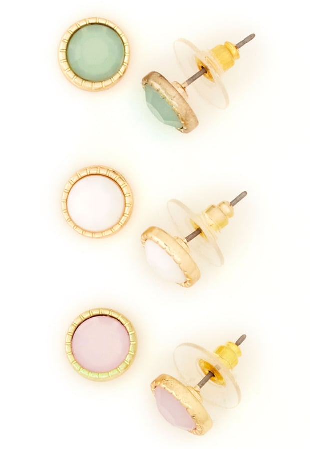 Modcloth Pastel Perfection Earrings ($12)