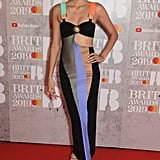 Neelam Gill at the 2019 Brit Awards