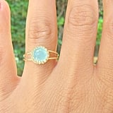 Opal & Gold Ring: $28