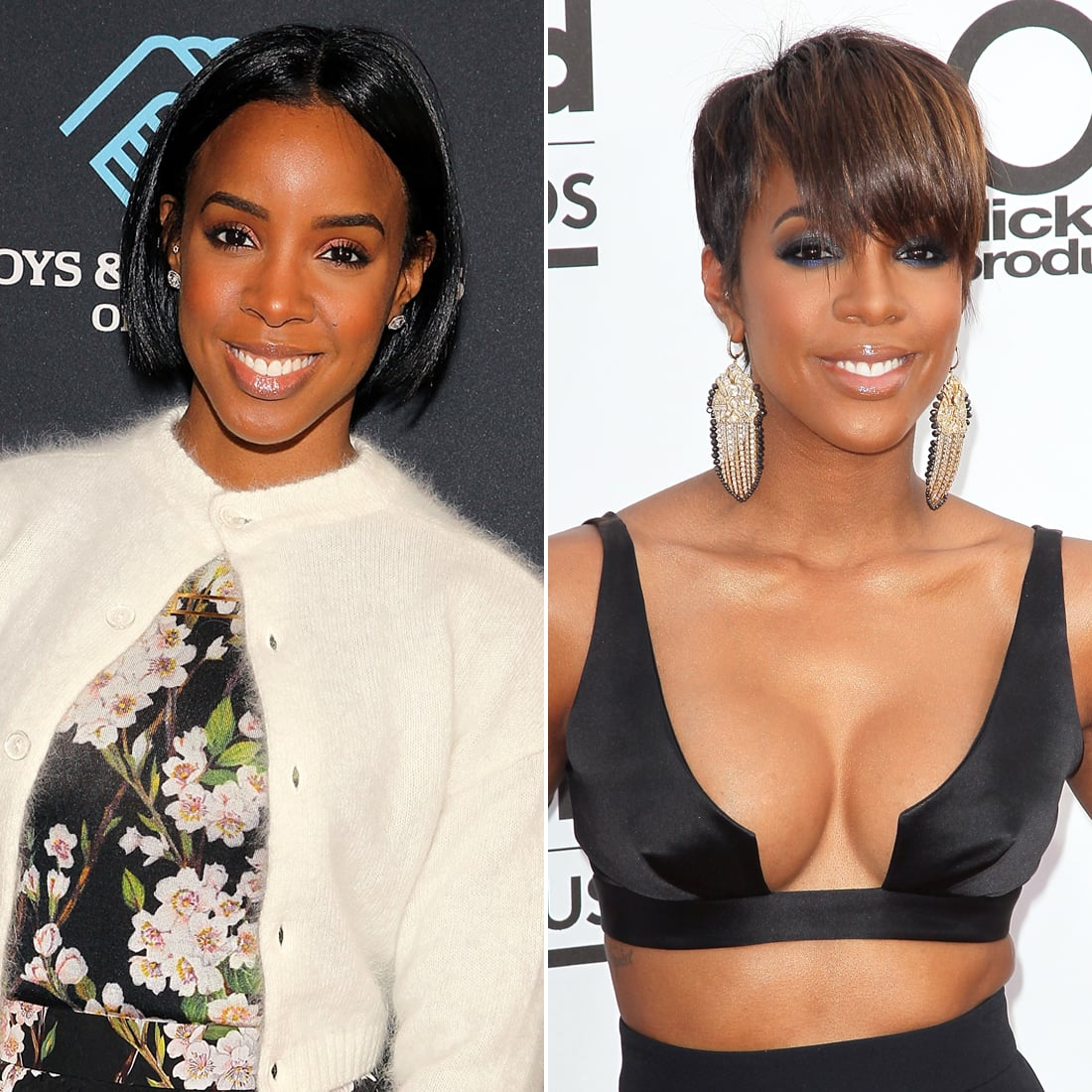 Kelly Rowland The Wob Is The Haircut All The Celebrities Are Getting For Spring Popsugar Beauty