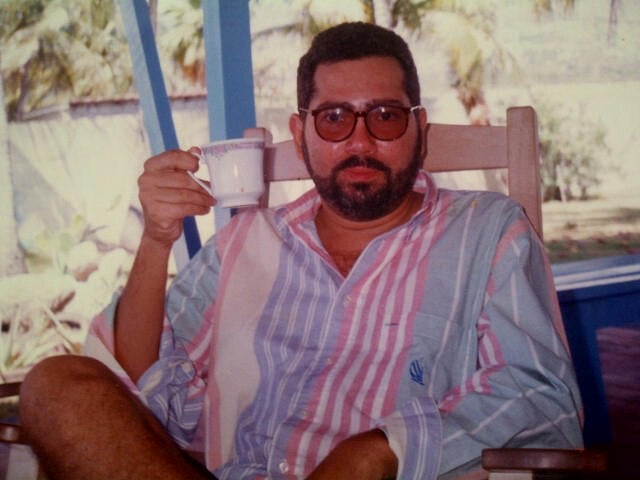 My Dominican Dad is Not Afraid of Breaking These Latinx Stereotypes — And It Makes Me Love Him More