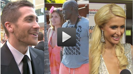 Jake's Princely Premiere, Heidi and Seal Lead a Big Wedding Weekend