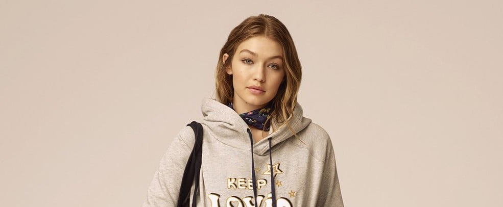 Your First Look at the Pieces From Gigi Hadid x Tommy Hilfiger's Spring '17 Collection