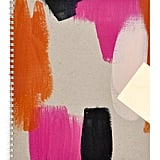 Painted Notebook ($30)