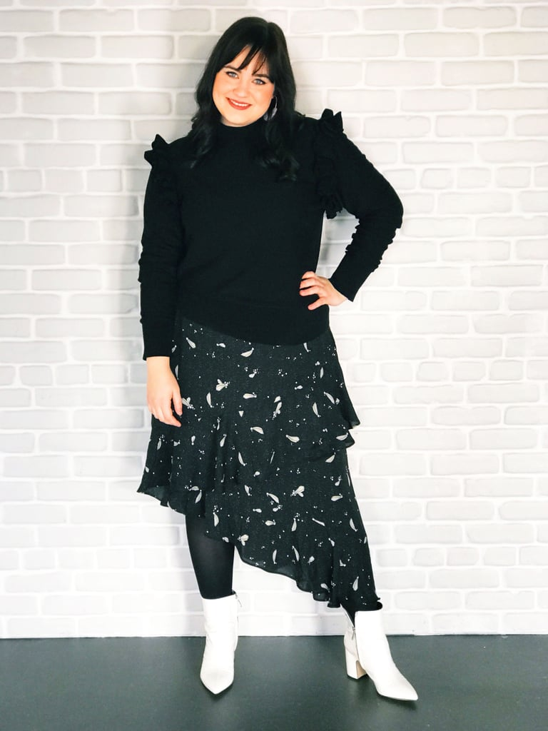Flattering Midi Skirt