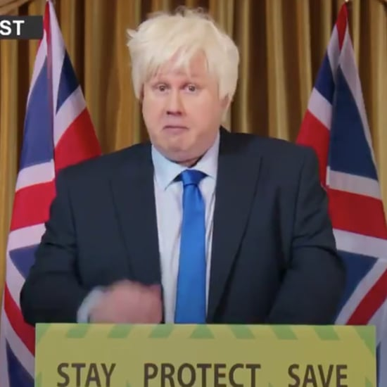 Watch Matt Lucas as Boris Johnson in Bake Off Spoof Video
