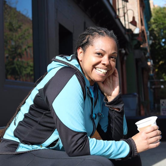 Humans of New York Post About Training For a Marathon