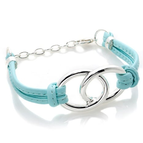 "Roberto Faraone Mennella ""Bikini Line"" Leather-Like 7"" Cord Bracelet Log in to POPSUGAR and tell us which of the following HSN.com jewelry offerings is No. 1 on your Summer must-have list at the end of this poll!"