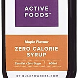 Bulk Powders Zero Calorie Maple Syrup