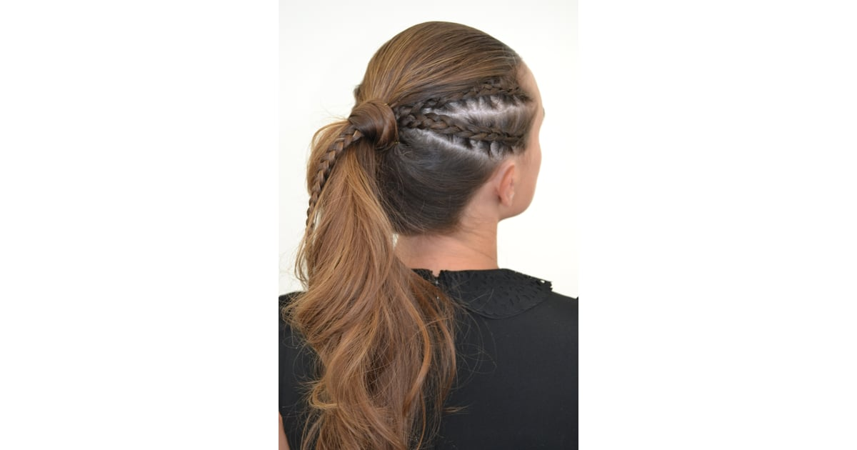 The Final Look This Ponytail Style Is The Next Big Thing