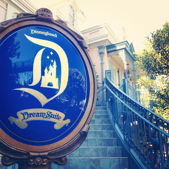 A Stay in the Disneyland Dream Suite