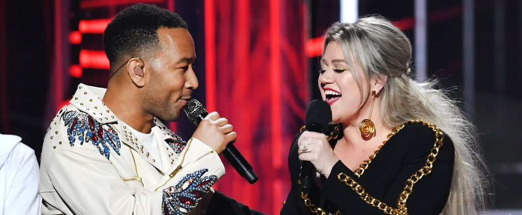 "Kelly Clarkson Reacts to ""Baby, It's Cold Outside"" Backlash"