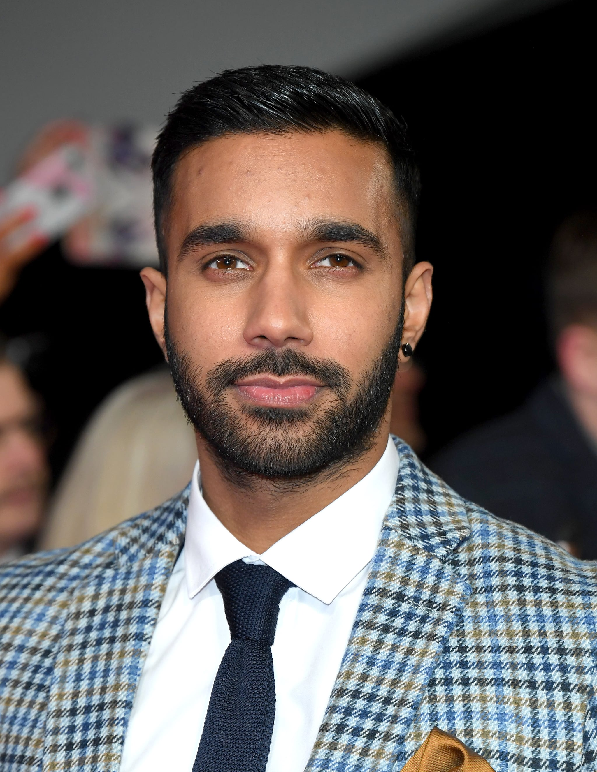 LONDON, ENGLAND - JANUARY 28: Rishi Nair attends the National Television Awards 2020 at The O2 Arena on January 28, 2020 in London, England. (Photo by Karwai Tang/WireImage)