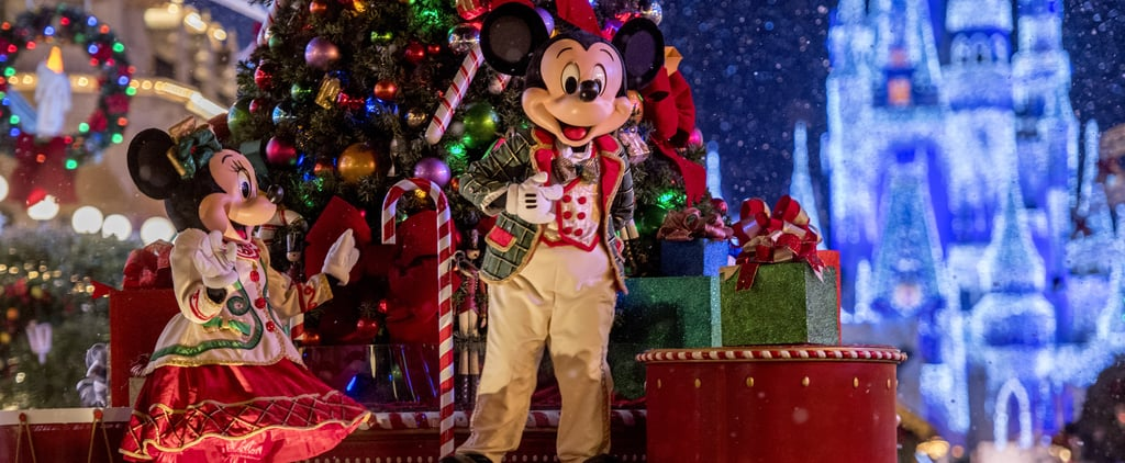 What's New at Disney World's Christmas Party 2019