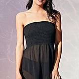 Out From Under Sunset Romper Cover-Up
