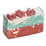 Goat Milk Red Rose Soap