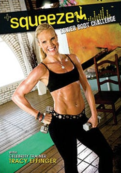 Tracy Effinger's Squeeze Lower Body Challenge