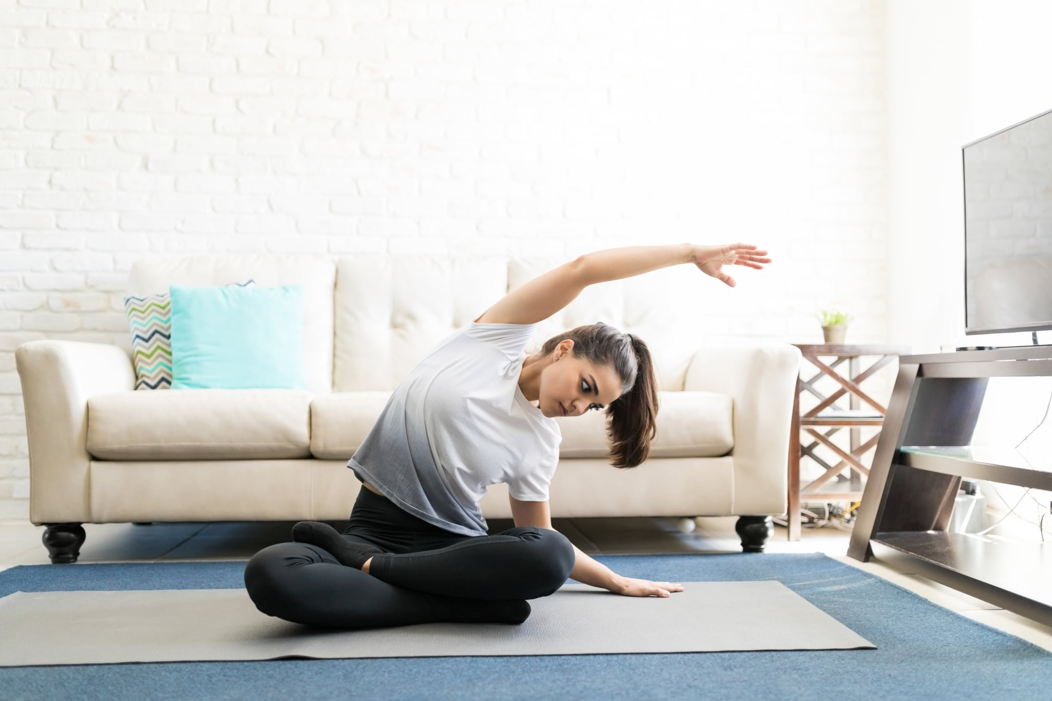 Stretches to combat sitting