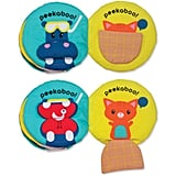 Melissa and Doug Soft Activity Book Peekaboo