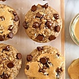 Peanut Butter Chocolate Chip Muffin Tin Oatmeal Cups