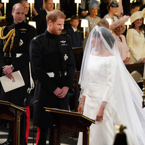 Reactions to Prince Harry's Lip Bite at the Royal Wedding