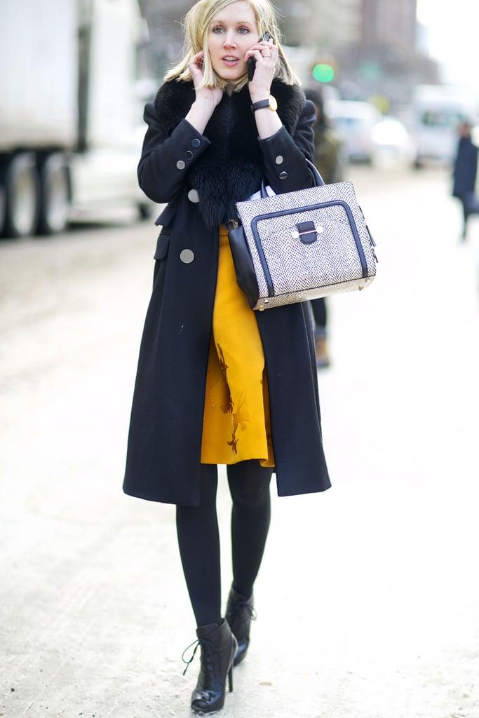 NYFW Street Style Day 1