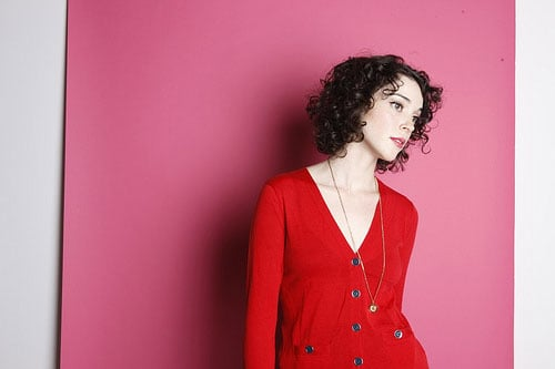 """The Strangers"" Track From St. Vincent Album Actor"