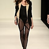 Fall 2011 New York Fashion Week: Rebecca Minkoff