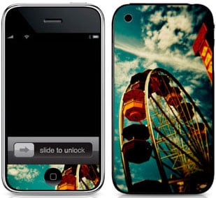 Infectious iPhone Skins Protect It From Scratches