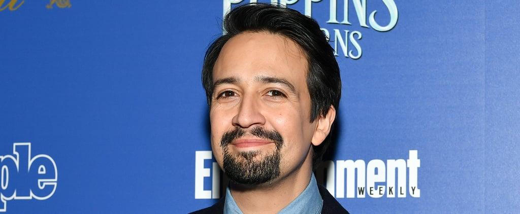 Lin-Manuel Miranda to Direct His First Netflix Film
