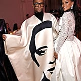 Rihanna's Diamond Ball Outfit 2018