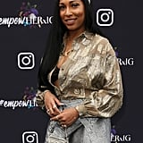 Melanie Fiona at Instagram's 2020 Grammy Luncheon in LA