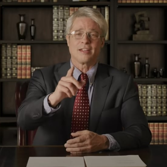 Watch Brad Pitt Play Dr. Anthony Fauci on SNL | Video