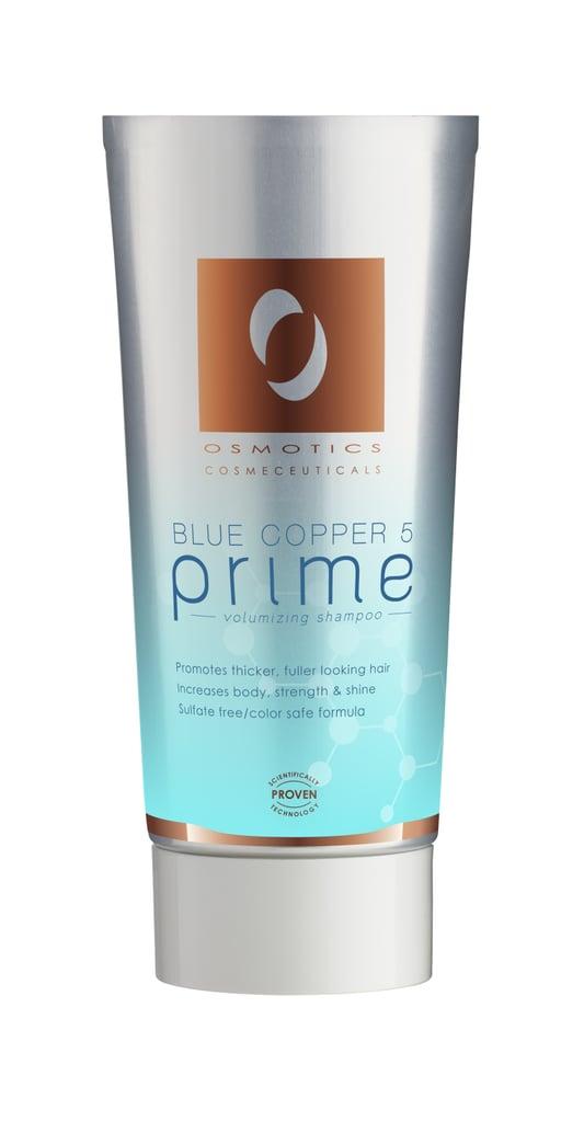 Osmotics Cosmeceuticals Blue Copper 5 Prime Volumizing Shampoo