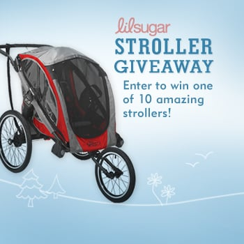 Baby Jogger Pod Stroller Giveaway