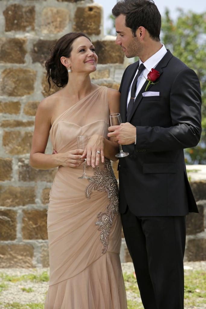 Desiree Hartsock and Chris Siegfried: Then