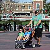 All Disney parks have a baby care center.