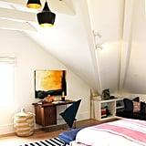 Bedroom #2: 10 minutes