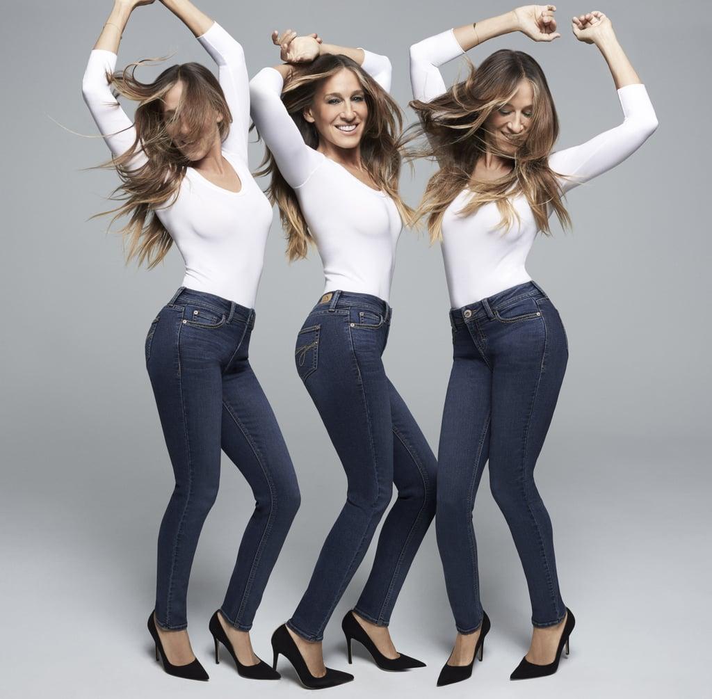 Sarah Jessica Parker Wearing Jeans