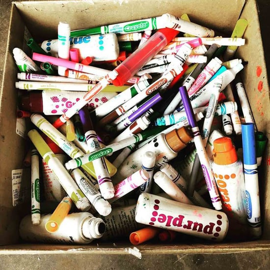 Does Crayola Recycle Markers?