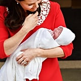 British Royal Baby First Appearance Pictures