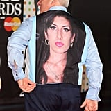 Mitch Winehouse Pays Tribute to Daughter Amy