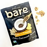 Bare Chia Coconut Bites in Chia + Pineapple