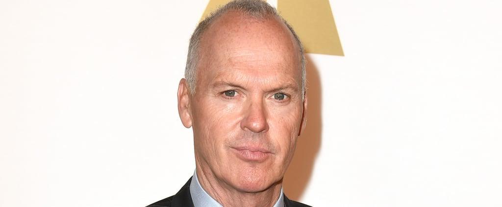 Michael Keaton Hidden Fences Mistake 2017 Golden Globes