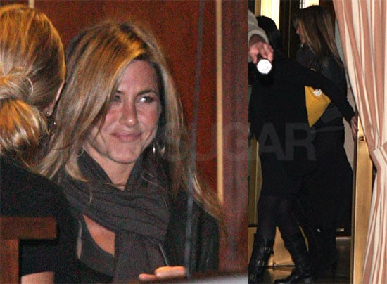 Photos of Jennifer Aniston in LA Amid Rumors of Another Breakup With John Mayer and Possible Pregnancy